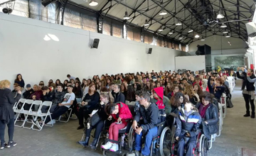 Παρουσίαση Ειδικού Γυμνασίου – Λυκείου Αθήνας